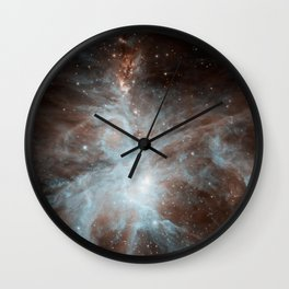 the cradle of orion | space #09 Wall Clock