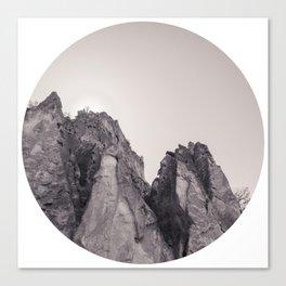 Bandelier, New Mexico Canvas Print