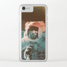 Project Apollo - 7 Clear iPhone Case