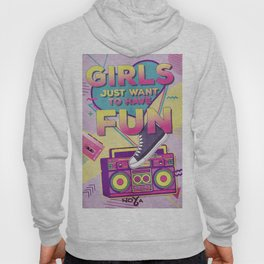 Girls Fun Hoody