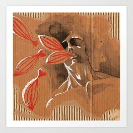 Glu Art Print