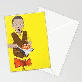 Thought Provoking Kid Stationery Cards