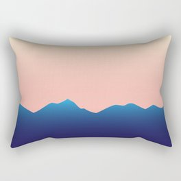 Hometown Sunset Rectangular Pillow