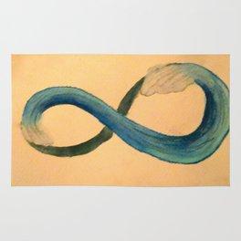 Infinite Wave Rug