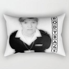 BODY-BAGS Rectangular Pillow