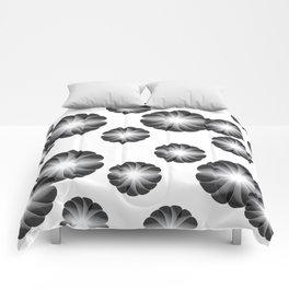Geom Fleurs Comforters