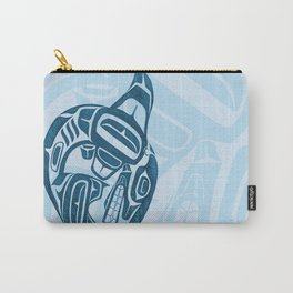 Salish Killer Whale Carry-All Pouch