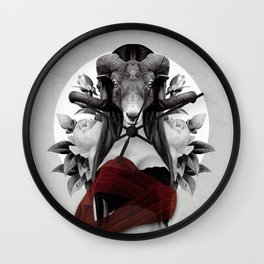 Proud Evolution Wall Clock