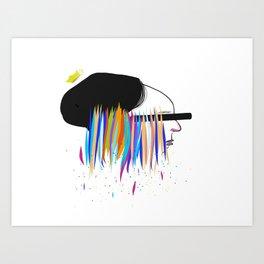 Xu Art Print