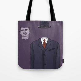 """The Unwanted Pilgrim"" (Syria) Tote Bag"