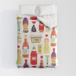 Asian Seasonings Comforters