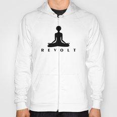 Revolt, Meditate. Hoody