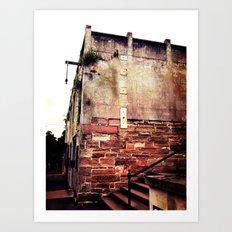 Building Art Print