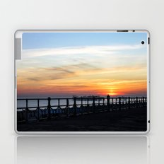 Quiet sunset Laptop & iPad Skin