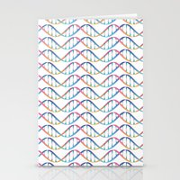 dna Stationery Cards featuring DNA by FACTORIE