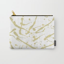 Gold drops Carry-All Pouch