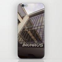 bauhaus iPhone & iPod Skins featuring Bauhaus by Nat Alonso