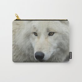 Wolf_013_by_JAMFoto Carry-All Pouch