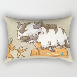 Ride The Sky Bison  Rectangular Pillow