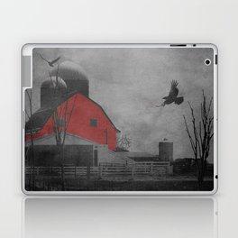 Rustic Red Barn A659 Laptop & iPad Skin