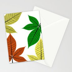 Fall season at its best Stationery Cards