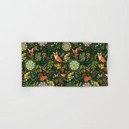 Treasures of the emerald woods Hand & Bath Towel