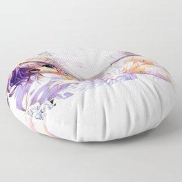 Sexy Bride Anime Floor Pillow