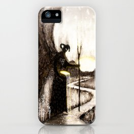 Hæling Forescýwa (Healing Shadow) iPhone Case