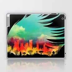 In Flying Colours Laptop & iPad Skin