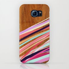 Wooden Waves Coral Slim Case Galaxy S8