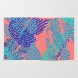 Carved Fluo Jungle #society6 #decor #buyart Rug