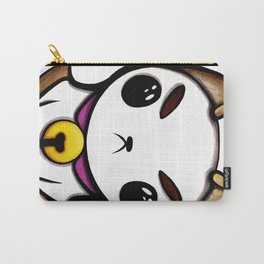 Puppycat. Carry-All Pouch