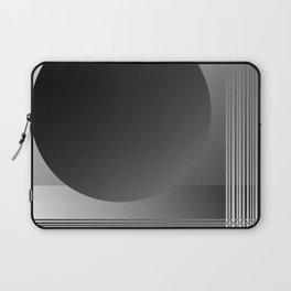 Darkened Sun Laptop Sleeve