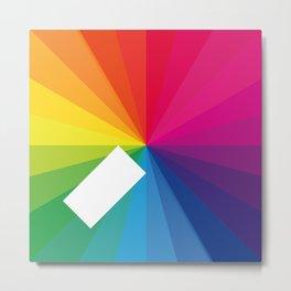 Jamie XX - In Colour Metal Print
