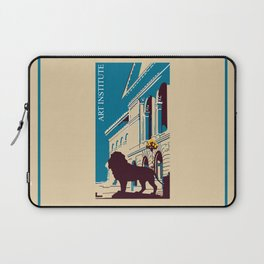 Art Institute Chicago Laptop Sleeve