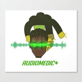 AudioMedic Canvas Print