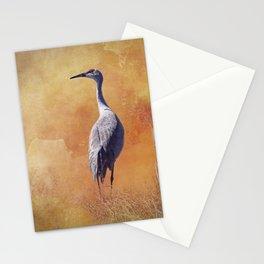 Sandhill Cranes Stationery Cards