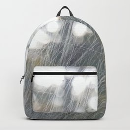 window scratch abstract Backpack