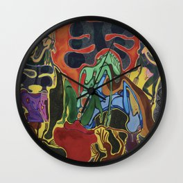 Climax Wall Clock