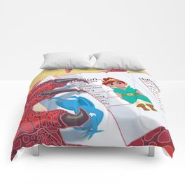 Calorie Counter Comforters