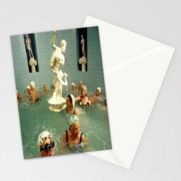Rub A Dub Dub Oldie Hawn In Da Tub Stationery Cards