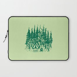 Campsite Laptop Sleeve