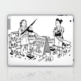 Support Your Scouts Laptop & iPad Skin