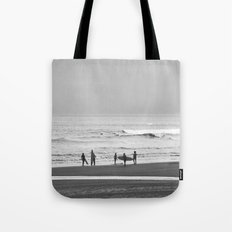 Before surfing Tote Bag