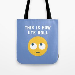 Snide Effects Tote Bag