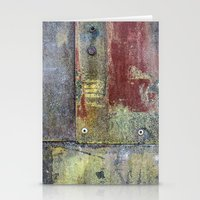 heavy metal Stationery Cards featuring Heavy Metal by Bestree Art Designs