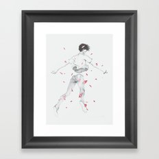 Circuitry Surgery 4 Framed Art Print