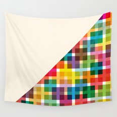 Skware Wall Tapestry
