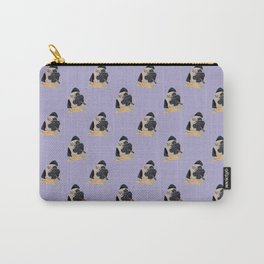 Chilled Pug Carry-All Pouch