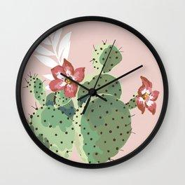 Another cactus design Wall Clock